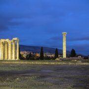 Temple of Zeus, Athens, Greece